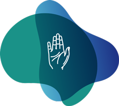 Illustration pour orthèse mains
